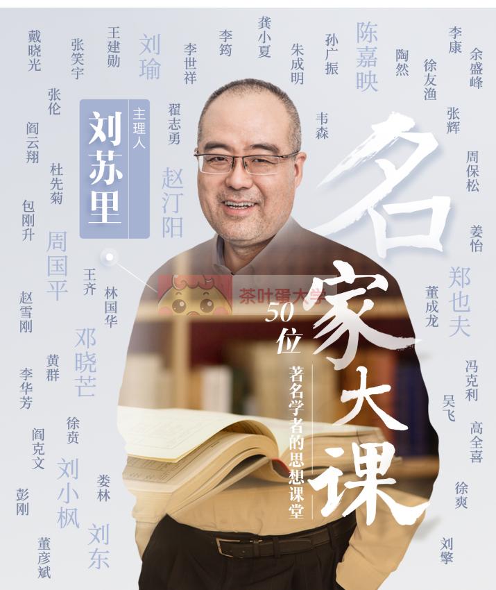 得到刘苏里《名家大课》课程资源音频下载百度云网盘分享 得到大学 第2张